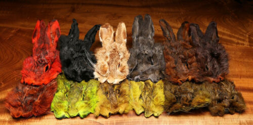 Hareline #1 Grade Hare/'s Mask Colors Available Fly Tying