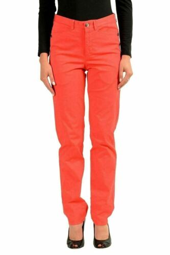 Freizeithose 8 Rot 44 Us Versace Damen Collection It CthQdsrx