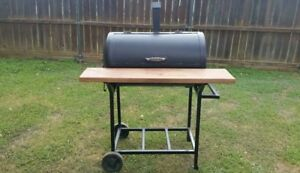 Image Is Loading New Custom Built Bbq Grill