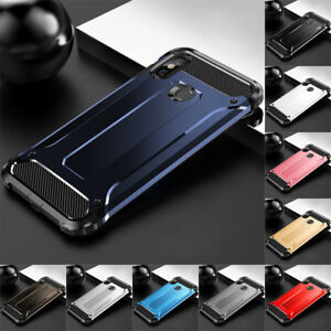 buy popular 4f688 1c209 Details about For Xiaomi Redmi Note 6 Pro/Mi 8 Max 3 Hybrid Rugged Armor  Shockproof Case Cover