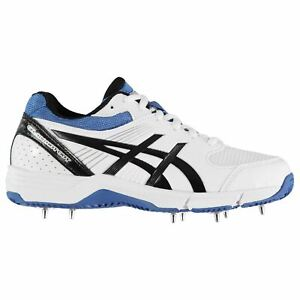 Junior Cricket Spikes Shoes Lace Up