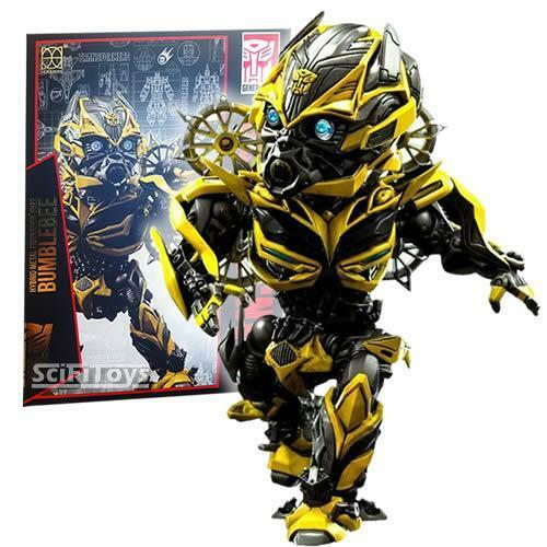 Hybrid Metal Figuration BumbleBee Transformer Lost Age Alloy Action Figure