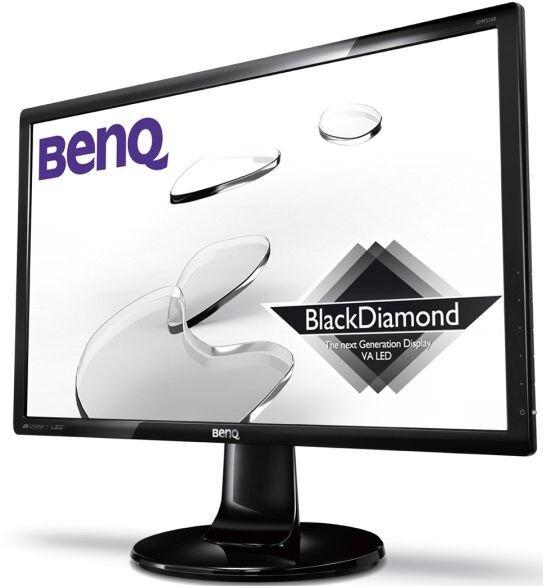 BenQ 55 cm (21,5 Zoll) LED Monitor - Glossy Black günstig ...