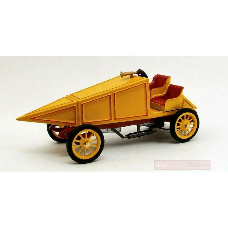 RIO RI4329 GENERAL 40 HP GRAND PRIX 1902 1 43 MODELLINO DIE CAST MODEL compatibi
