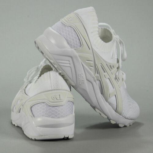 New 8 Kayano Mid Asics Glacier Grey 10 In Tamaño Blanco Uk Knit Gel Box Shoes 7 WqxOUO0pC