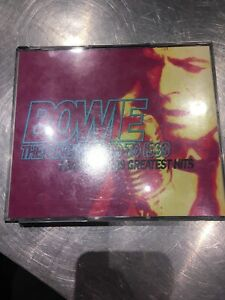 The-Singles-Collection-by-David-Bowie-CD-Nov-1993-2-Discs-EMI-Music
