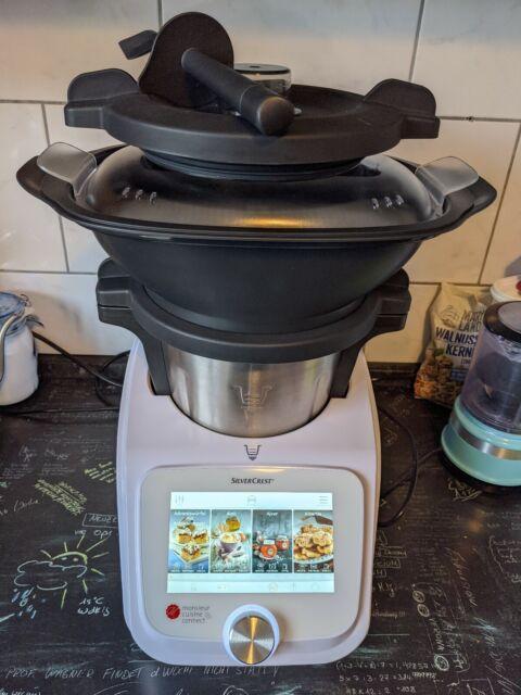 Küchenmaschine Monsieur Cuisine Connect
