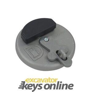 Caterpillar Fuel Cap Fits Excavator Loader Grader Dozer Part No 7X7700 Post