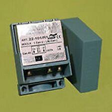 MISCELATORE ANTENNA 2 INGRESSI 1-3 BANDA+UHF 1 USCITA DA PALO 22-054 OFFEL