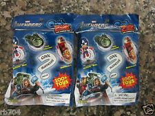 Two Marvel Avengers Grab Zags Cool Suprise Toy - New in Pack -