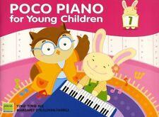 Piano poco para los niños libro 1; Ng, y & Farrell, M, alfgb - 983430482X