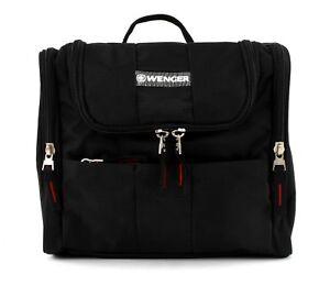 Wenger Toiletry Bags Toiletry Bag Tasche Kulturtasche Herren Schwarz Black Neu Taschen