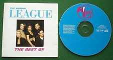 The Best Of The Human League inc Mirror Man / Love Action + CD
