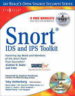 Snort Intrusion Detection and Prevention Toolkit by Brian Caswell, Jay Beale, Andrew Baker (Paperback, 2006)