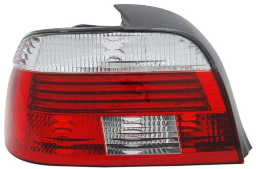NEAR SIDE CLEAR REAR LIGHT FOR BMW E39 5 SERIES FACELIFT MODEL 2001 MODEL ON