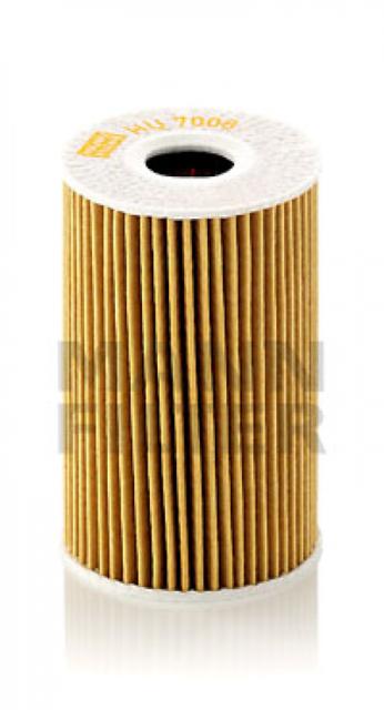 Ölfilter MANN-FILTER HU7008z für AUDI SEAT SKODA VW
