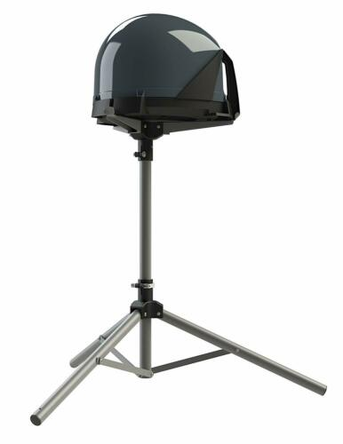 King Tripod /& Mount Compact Folding for Tailgater /& Quest Satellite TV Antennas
