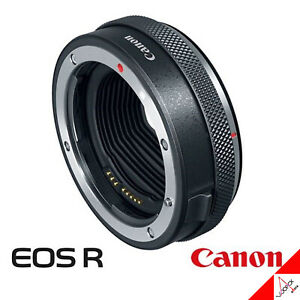 Canon-EOS-R-EF-controllo-RING-Lens-Mount-Adapter-CR-EOSR-EF-100-AUTENTICO