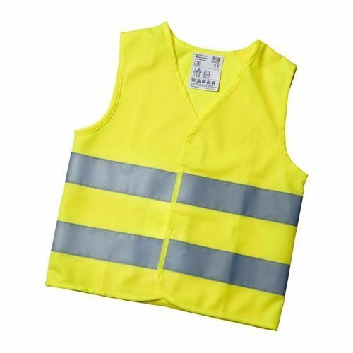Patrull Yellow Vest Cycling Reflective 7 Ikea 12 For Years ChildrenOutdoor WIEDeYH92