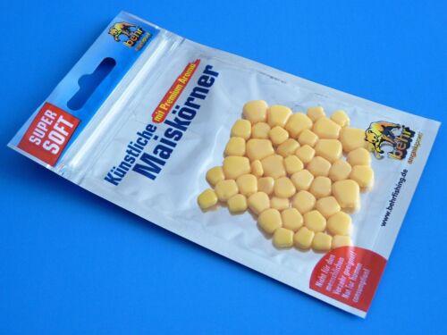 Mais künstliche Maiskörner Behr mit Premium Aroma Köder Angeln