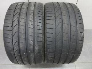 2x-Sommerreifen-Pirelli-Pzero-305-30-ZR20-103Y-N0-Kennung-DOT-4515-ca-6-2mm