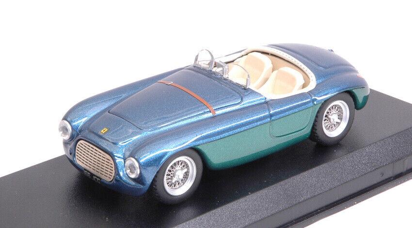 Ferrari 166 mm barchetta avvocato Giovanni agnelli personal voiture  1 43 model  100% neuf avec qualité d'origine