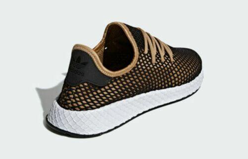 Mrsp Deerupt Nuovo marrone Uomo 10 Nib Runner 100 di stile Adidas vita Scarpe B41763 OtwqtnPRv