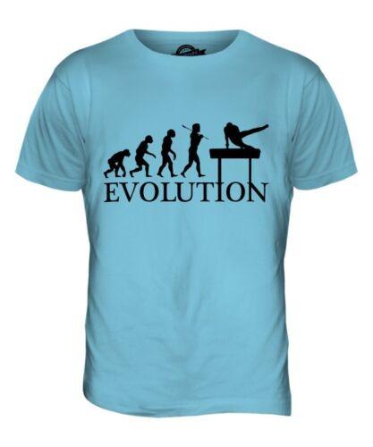 POMMEL HORSE EVOLUTION OF MAN MENS T-SHIRT TEE TOP GIFT CLOTHING