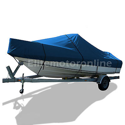 Maxum 2400SC3 2400 Cuddy Cabin I//O Trailerable All Weather Boat Cover Blue