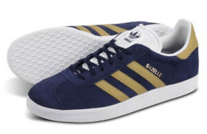 gazelle adidas bleu marine