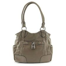 Rosetti Finders Keepers Four Poster Women Gray Shoulder Bag
