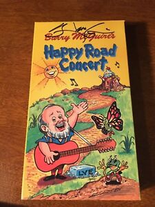 BARRY-MCGUIRE-039-S-STORE-HAPPY-ROAD-VIDEO-NEW-LIVE-SHOW-AUTORAPH-BY-BARRY