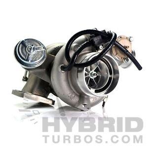 BorgWarner EFR 7670 Turbo - 0.92 A/R - T4 Turbine Inlet Flange - Twin Scroll WG