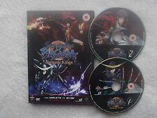 Sengoku Basara-Samurai Kings-The Complete 1st Series-(DVD, 2010)RARE UK R2 ANIME