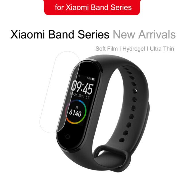 Mi Band 4 Screen Protector Soft Film Smart Watch Full Screen Permeability Film