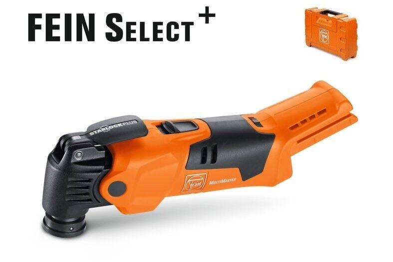 Fein AFMM 18 QSL Select Oszillierer Akku MultiMaster 71292262000