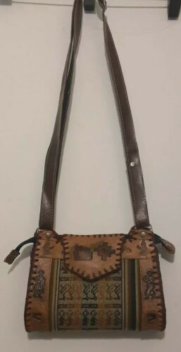 Rare Tribal  Bag-Purse  - Native -Vintage  Southwe