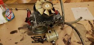 Details about OEM Ferris DD 771 GEMINI EATON Hydrostatic Transmission Left  102 Grasshopper