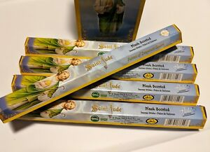 ST-JUDE-APOSTLE-BLESSED-INCENSE-20-PIECE-PATRON-OF-DESPERATE-CAUSE-FAITH-BLESSED