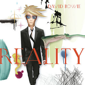 David Bowie - Reality - New Vinyl LP