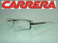 CLEARANCE PRICE... CARRERA CA 7464 DRF MATTE BROWN EYEGLASSES FRAMES Size 52