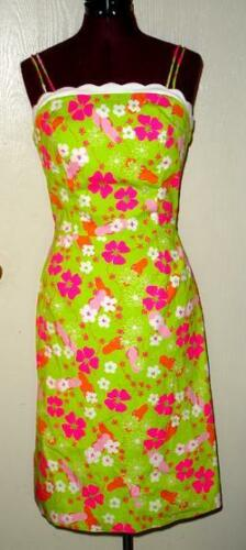 LILLY PULITZER  COLETTE DRESS GIDGET FLIP FLOP 6