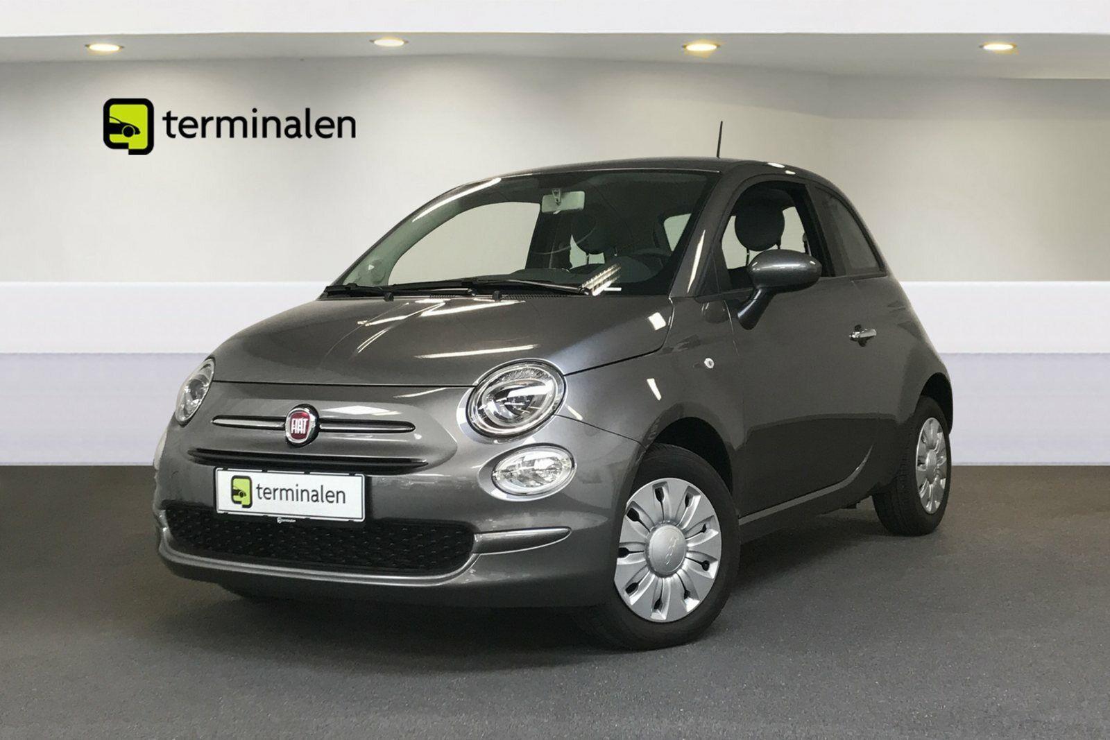 Fiat 500 1,2 Collezione 3d - 109.700 kr.