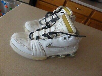 Vintage Retro Nike Air Flight Classic WHITE Air Force Shoes sz 9.5   eBay