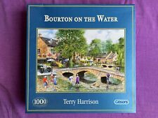 Gibsons Bourton on The Water Jigsaw Puzzle 1000-Piece