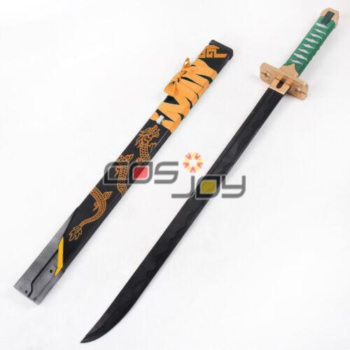 """1405 Cosjoy 40/"""" OW Genji Young Skin Long Sword with Sheath Cosplay Prop"""