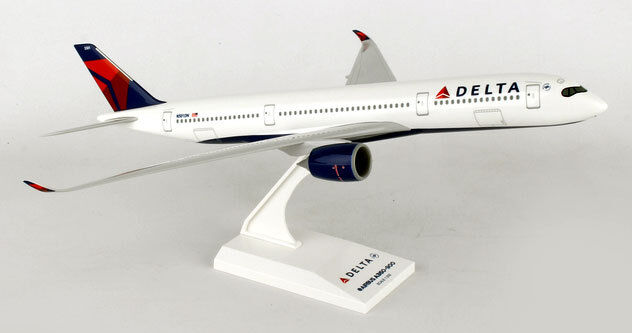 Delta air lines airbus - 200 skymarks skr950 flugzeug modell a350