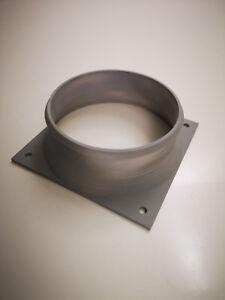 Antminer S9 L3+ S7 D3 Ventilateur Adaptateur 120 Mm à 100 Mm Adaptateur Refroidissement Cooling Tube-afficher Le Titre D'origine