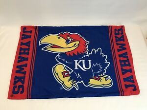University-of-Kansas-Pillowcase