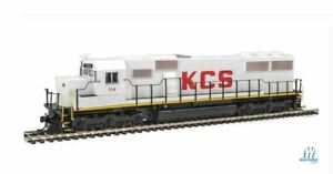 HO-WALTHERS-Mainline-910-20357-KANSAS-CITY-SOUTHERN-EMD-SD50-704-DCC-amp-SOUND